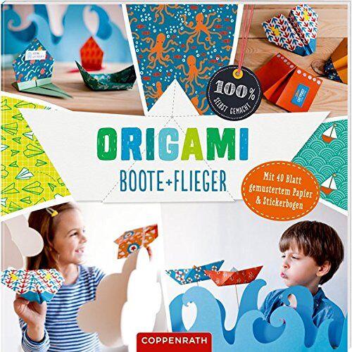 Evi Binzinger - Origami Boote + Flieger (100% selbst gemacht) - Preis vom 06.09.2020 04:54:28 h