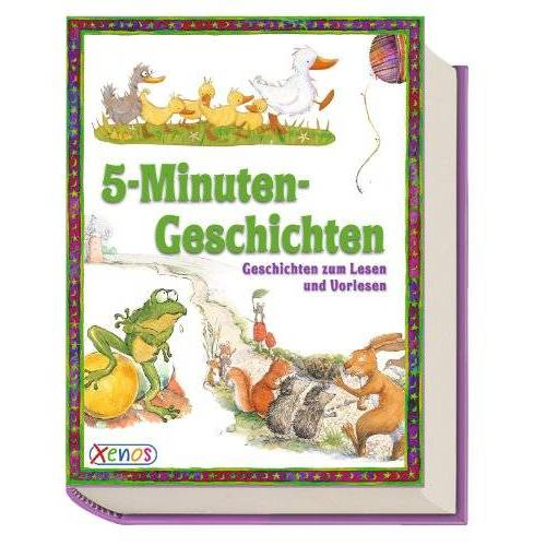- 5-Minuten-Geschichten: Geschichten zum Lesen und Vorlesen (Geschichtenschatz) - Preis vom 18.04.2021 04:52:10 h