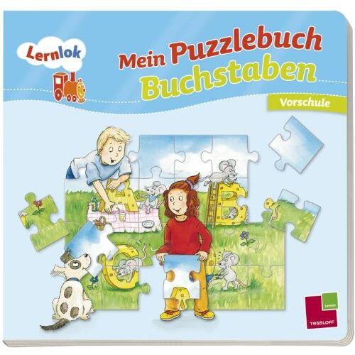 - Mein Puzzlebuch Buchstaben: Vorschule / 4 Puzzles mit 24 Teilen - Preis vom 25.02.2021 06:08:03 h