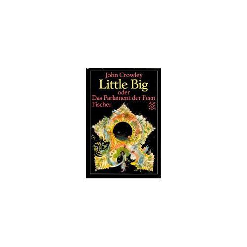 John Crowley - Little Big oder Das Parlament der Feen. - Preis vom 06.05.2021 04:54:26 h