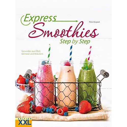 Joanna Farrow - Express-Smoothies: Step by Step - Preis vom 17.10.2019 05:09:48 h
