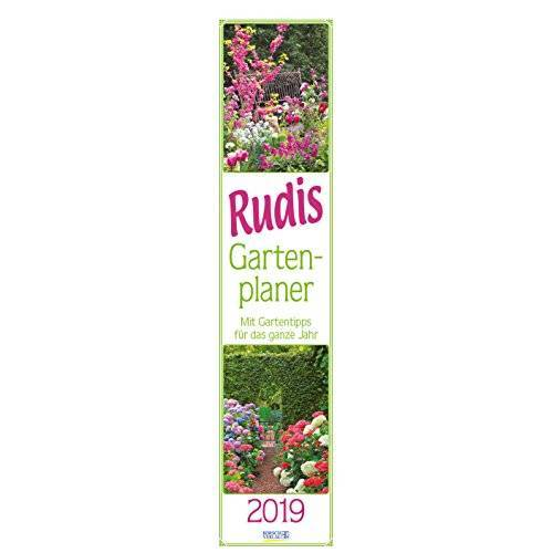 Korsch Verlag - Rudis Gartenplaner 2019: Langplaner - Preis vom 10.11.2019 06:02:15 h