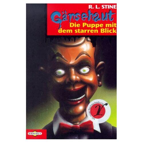 Stine, R. L. - Die Puppe mit dem starren Blick: Gänsehaut Band 8: BD 8 - Preis vom 03.09.2020 04:54:11 h
