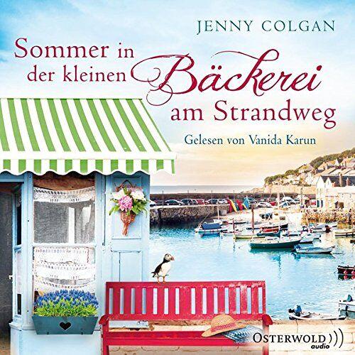 Jenny Colgan - Sommer in der kleinen Bäckerei am Strandweg: 2 CDs (Die kleine Bäckerei am Strandweg) - Preis vom 07.02.2020 05:59:11 h