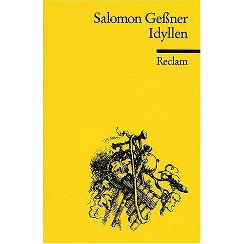 Salomon Gessner - Idyllen - Preis vom 21.10.2020 04:49:09 h