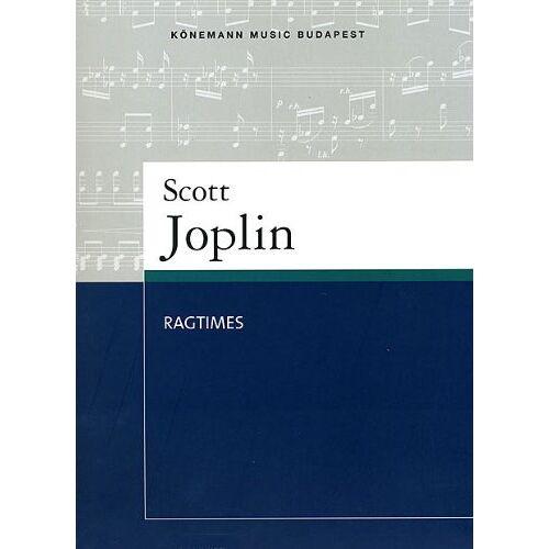- Scott Joplin Ragtimes. Für Klavier - For Piano - Pour Piano - Preis vom 25.01.2021 05:57:21 h