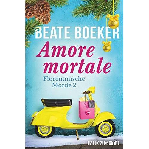Beate Boeker - Amore mortale (Florentinische Morde, Band 2) - Preis vom 28.02.2021 06:03:40 h