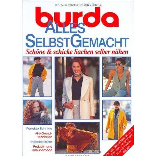 Burda - Burda Alles selbstgemacht - Preis vom 18.04.2021 04:52:10 h