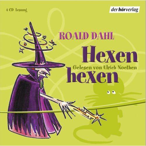 Roald Dahl - Hexen hexen - Preis vom 18.04.2021 04:52:10 h