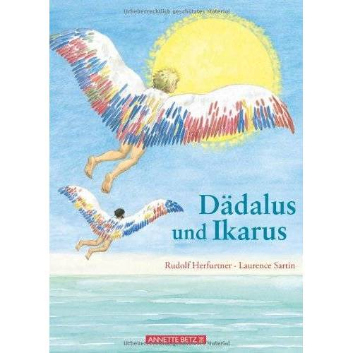 Rudolf Herfurtner - Dädalus und Ikarus - Preis vom 22.10.2020 04:52:23 h