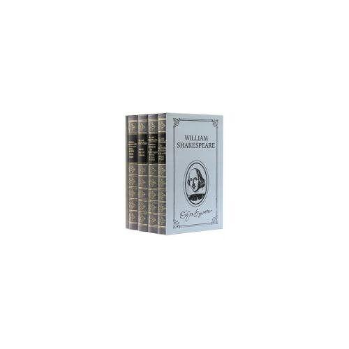 Shakespeare 4 Bände Shakespeare: 4 Bde. - Preis vom 20.10.2020 04:55:35 h