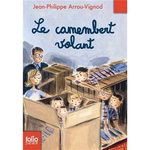 Jp Arrou-Vignod - Camembert Volant (Folio Junior) - Preis vom 16.04.2021 04:54:32 h