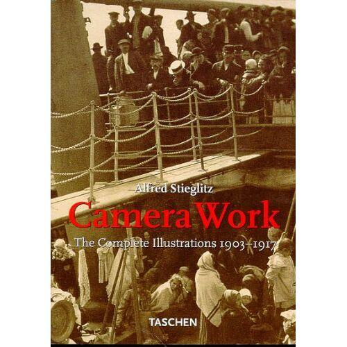 Alfred Stieglitz - Alfred Stieglitz. Camera Work - Preis vom 21.04.2021 04:48:01 h