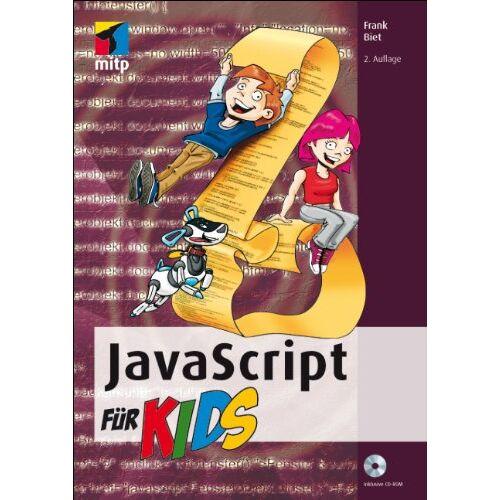 Frank Biet - JavaScript für Kids (mitp für Kids) - Preis vom 07.05.2021 04:52:30 h