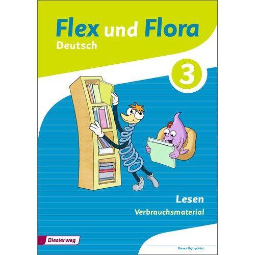 - Flex und Flora: Heft Lesen 3: Verbrauchsmaterial - Preis vom 14.04.2021 04:53:30 h