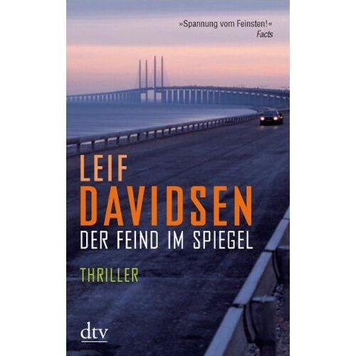 Leif Davidsen - Der Feind im Spiegel: Thriller - Preis vom 03.09.2020 04:54:11 h
