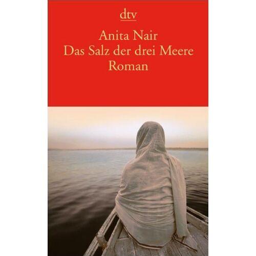 Anita Nair - Das Salz der drei Meere: Roman - Preis vom 05.09.2020 04:49:05 h
