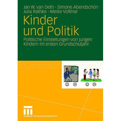 Deth, Jan W. van - Kinder und Politik - Preis vom 06.05.2021 04:54:26 h
