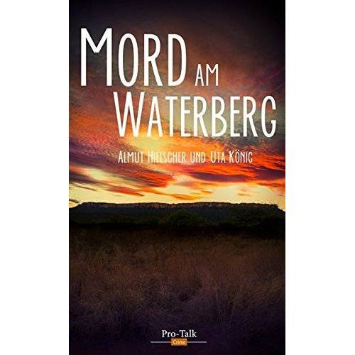 Almut Hielscher - Mord am Waterberg - Preis vom 17.10.2020 04:55:46 h