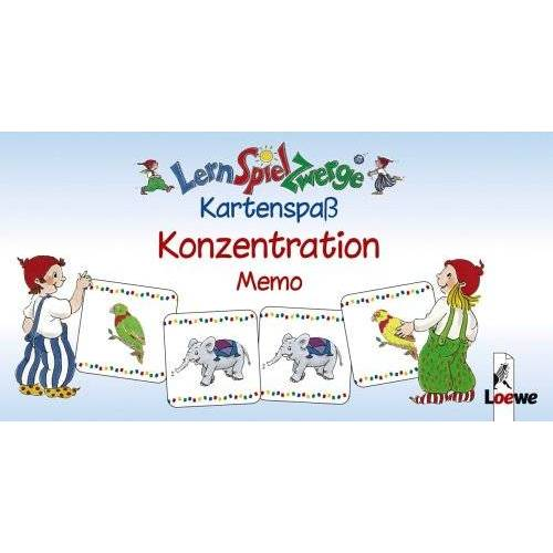 - Konzentration - Memo - Preis vom 04.09.2020 04:54:27 h