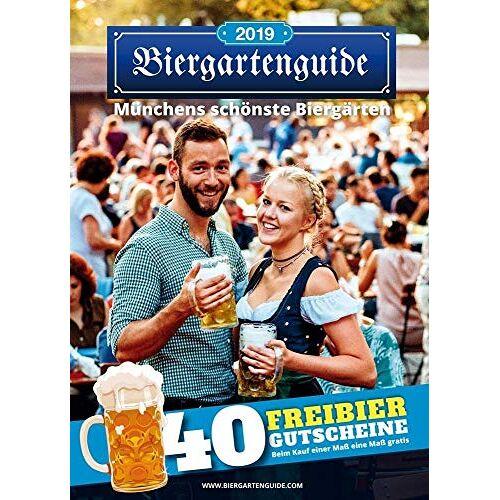 Markus Birk - Biergartenguide 2019: Münchens schönste Biergärten - Preis vom 18.04.2021 04:52:10 h