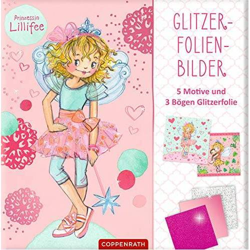 - Glitzerfolien-Bilder: 5 Motive und 3 Bögen Glitzerfolie - Preis vom 04.09.2020 04:54:27 h