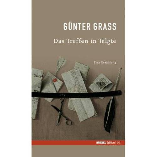 Günter Grass - Das Treffen in Telgte. SPIEGEL-Edition Band 2 - Preis vom 12.04.2021 04:50:28 h