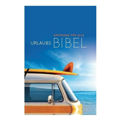 - Die Urlaubsbibel: Hoffnung für alle - Das Neue Testament mit ausgewählten Psalmen - Preis vom 06.05.2021 04:54:26 h