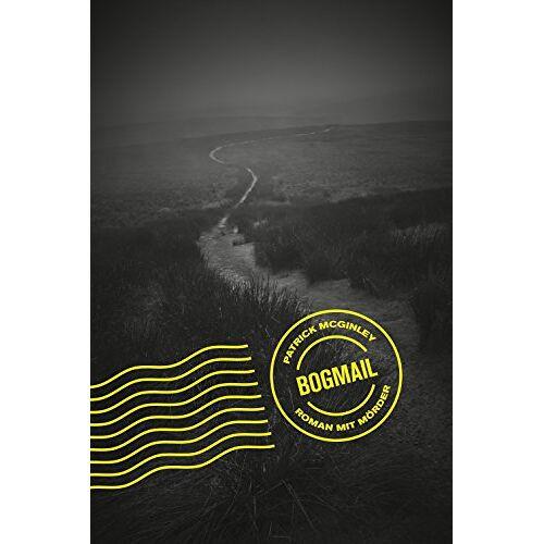 Patrick McGinley - Bogmail - Preis vom 13.05.2021 04:51:36 h