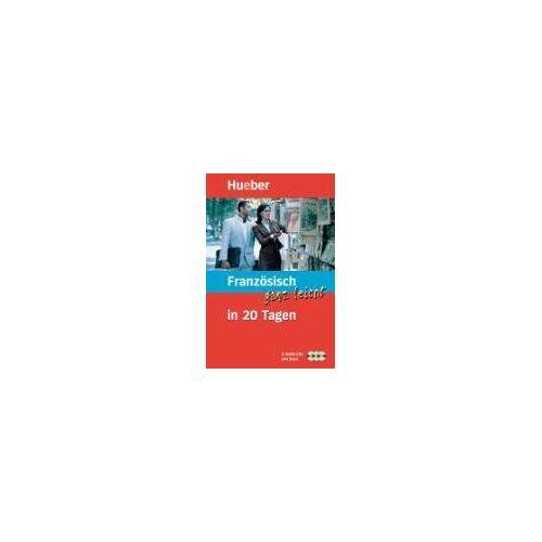 Isabelle Jue - Französisch ganz leicht in 20 Tagen. Buch + CD - Preis vom 15.04.2021 04:51:42 h