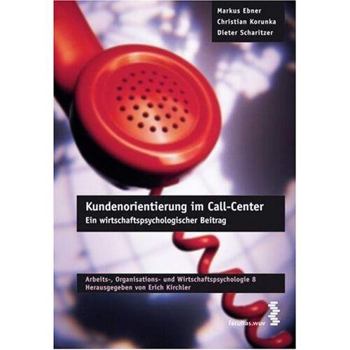 Markus Ebner - Kundenorientierung im Call-Center - Preis vom 20.10.2020 04:55:35 h