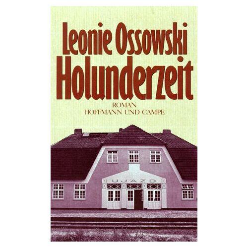 Leonie Ossowski - Holunderzeit - Preis vom 20.10.2020 04:55:35 h