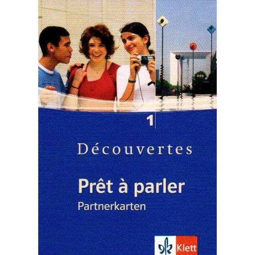 - Découvertes / Prêt à parler - Partnerkarten zu Découvertes 1 (5.-7. Klasse) - Preis vom 21.10.2020 04:49:09 h