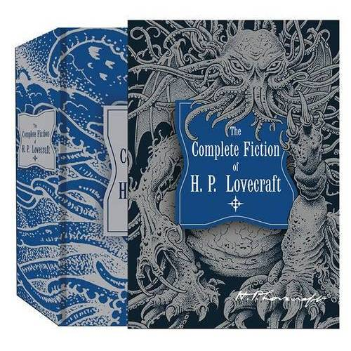 Lovecraft, H. P. - The Complete Fiction of H. P. Lovecraft (Knickerbocker Classics) - Preis vom 18.01.2020 06:00:44 h