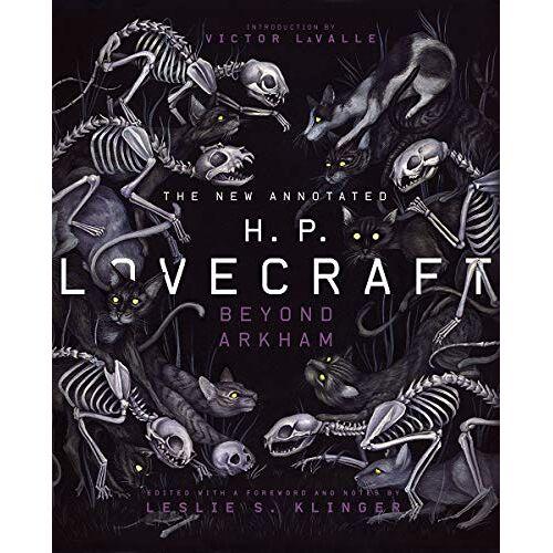 Lovecraft, H. P. - The New Annotated H.P. Lovecraft: Beyond Arkham - Preis vom 17.01.2020 05:59:15 h