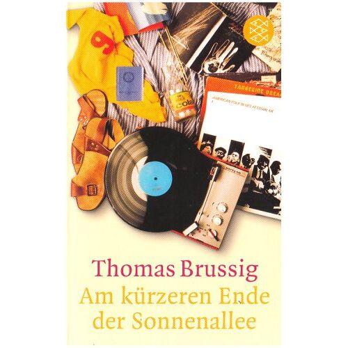 Thomas Brussig - Am kürzeren Ende der Sonnenallee - Preis vom 16.04.2021 04:54:32 h