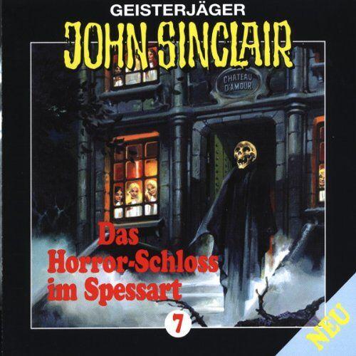 John Sinclair Folge 7 - Das Horror-Schloss im Spessart - Preis vom 20.10.2020 04:55:35 h
