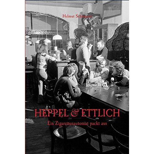 Helmut Schümann - Heppel & Ettlich: Ein Zigarettenautomat packt aus - Preis vom 18.04.2021 04:52:10 h