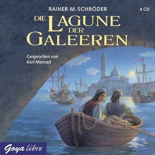 Schröder, Rainer M. - Die Lagune der Galeeren - Preis vom 09.05.2021 04:52:39 h