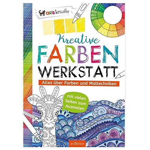 - Kreative Farbenwerkstatt: Alles über Farben und Maltechniken - Preis vom 18.09.2019 05:33:40 h