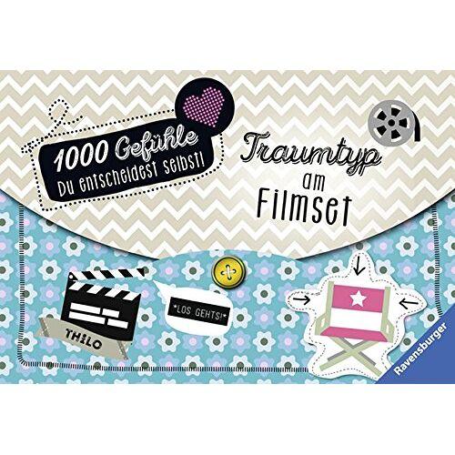 THiLO - Traumtyp am Filmset (1000 Gefühle, Band 4) - Preis vom 03.05.2021 04:57:00 h