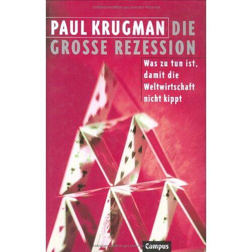 Paul Krugman - Die Große Rezession - Preis vom 10.05.2021 04:48:42 h