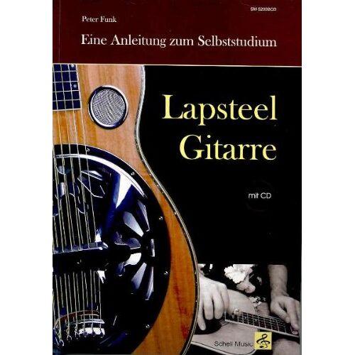 Funk Lapsteel Gitarre: Eine Anleitung zum Selbststudium (mit CD) - Preis vom 21.10.2020 04:49:09 h
