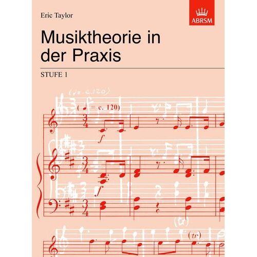 Taylor Musiktheorie in der Praxis (Music Theory in Practice (Abrsm)) - Preis vom 21.10.2020 04:49:09 h