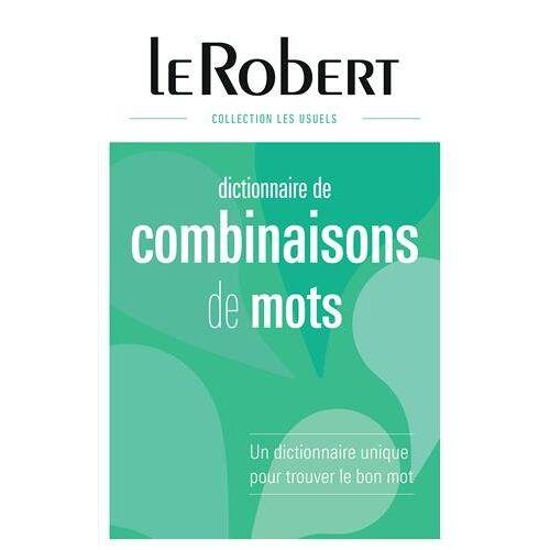 Alain Rey - Dictionnaire: Combinaisons De Mots - Preis vom 25.01.2021 05:57:21 h
