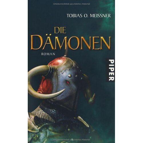 Meißner, Tobias O. - Die Dämonen: Roman - Preis vom 21.10.2020 04:49:09 h
