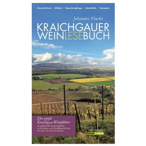 Johannes Hucke - Kraichgauer Weinlesebuch - Preis vom 03.05.2021 04:57:00 h