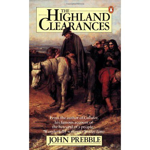 John Prebble - The Highland Clearances - Preis vom 27.02.2021 06:04:24 h