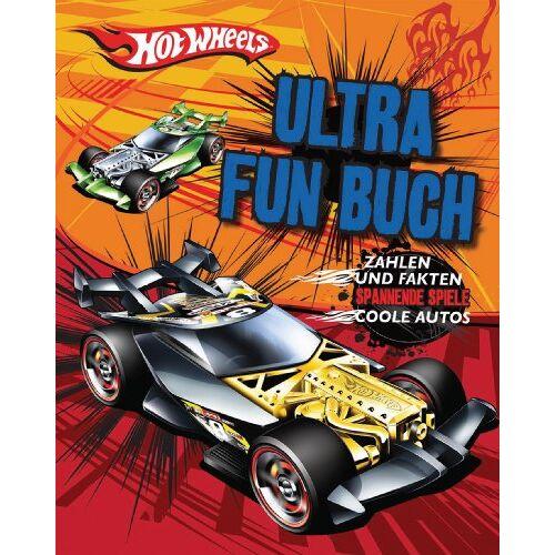- Hotwheels: Ultra Fun Buch: Zahlen und Fakten, Spannende Spiel und Coole Autos - Preis vom 05.09.2020 04:49:05 h