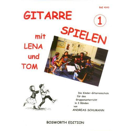 - Gitarre Spielen 1 mit Lena + Tom Bd 1. Gitarre - Preis vom 05.09.2020 04:49:05 h
